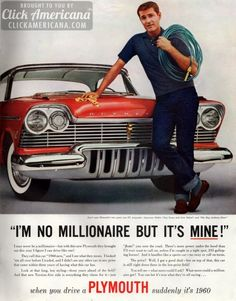 1957 Plymouth: Like it's suddenly 1960