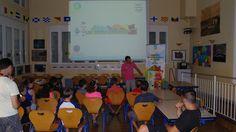 1°groupe: Les éco-gestes KESAKO? Sensibilisation, animation et communication sur les économies d'énergie, d'eau et de CO2 pour les enfants. © Azzura Lights - Tous Droits Réservés