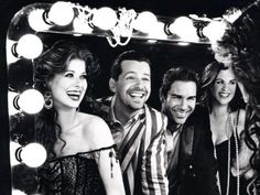 Will & Grace - I can do nostalgia for something in the 90's right?  Siigh some of the best laughs.  Love this show still.