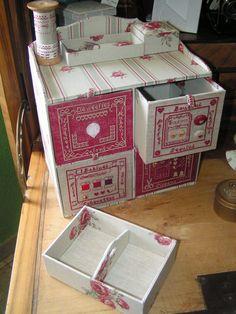 Rotation dePICT0258 - Photo de Cartonnage brodé - Petites croix à la Campagne