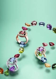 Poiray's Ma Preference Interchangeable Ring