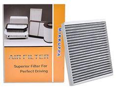 PureFlow Cabin Air Filter PC4103X 2014-17 6 2013-18 CX-5 Fits 2014-18 Mazda 3 2014-18 3 Sport