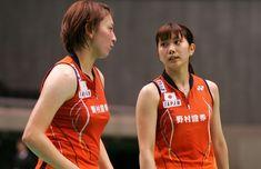小椋久美子、潮田玲子/バドミントン ヨネックスオープン3日目(2007/9)