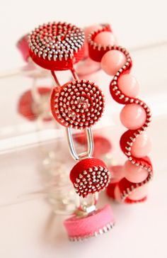 Zipper Jewels Inspiration