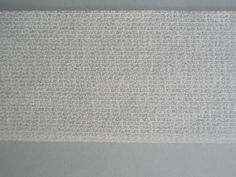 50  mm width fusible waist band interfacing for trousers, english couture company