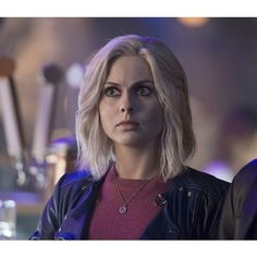 Rose McIver ❤ liked on Polyvore featuring izombie