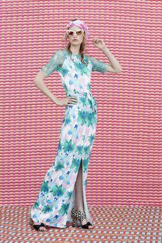 Matthew Williamson Resort 2015 - Slideshow - Runway, Fashion Week, Fashion Shows, Reviews and Fashion Images - WWD.com