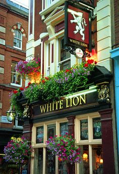 White Lion Pub, London