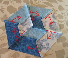 PJ's Crafty Creations: 3D Hexagon Project - Instructions - Part 3 of 3