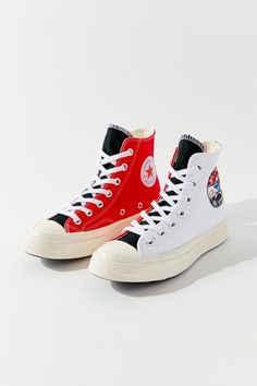 Sneakers – High Fashion For Men Converse Outfits, Converse How To Wear, Style Converse, Cute Converse, Converse Logo, Black Converse, Converse Men, Converse Shoes High Top, Platform Converse