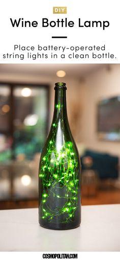 7 Life-Changing DIYs Every Wine Lover Needs to Know - Cosmopolitan.com