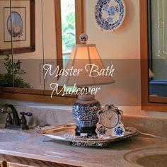 Master Bath Makeover Reveal