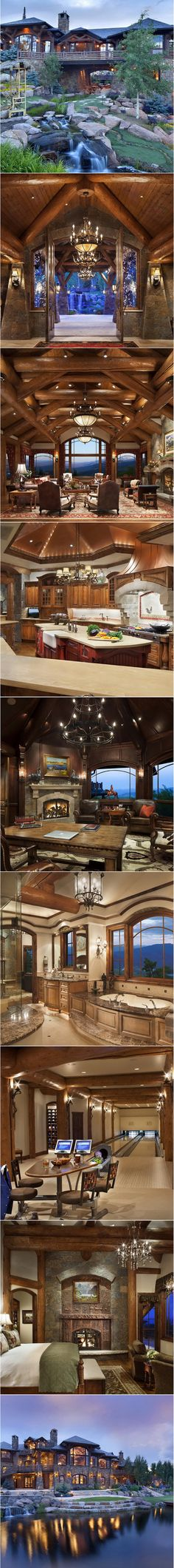 #Aspen Grove #Ranch 2010 GCR 14N Kremmling, #Colorado 80459 United States $28,500,000 This stunning 24,000 sq. ft. #home rests privately on 350 acres within the 18,000 acre shared ranch community of Grand River Ranch near Kremmling, Colorado.