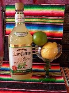 Jose Cuervo Margarita Mix Something To Wash You Mexican