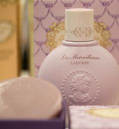 Soin pour le corps Violette - Les Merveilleuses Ladurée #makeup #collection #flower #lesmerveilleusesladuree