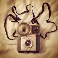 Bygone camera prop!