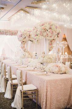 Photography: Vasia Weddings | Planning: Jennifer Tootoo & Petite Pearl Events | Event Design, Lighting & Linen: Art of the Party Design Inc.