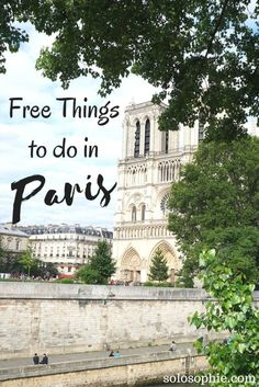 I love her blog and that she has gathered a list together for one of my favorite cities, Paris!