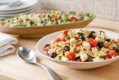 ... with Jesse :) YUM. Minted Orzo and Zucchini Salad | Whole Foods Market