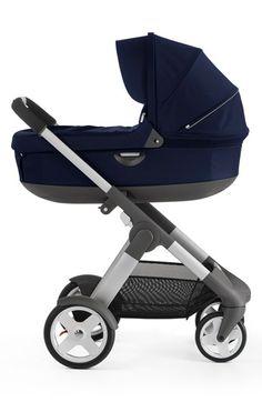 Infant Stokke 'Trailz & Crusi' Carry Cot - Blue