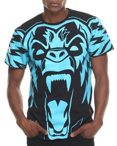 """The """"In YoFace"""" bear tee from our Buyer's Picks!"""
