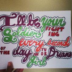 Justin bieber lyrics buy it on etsy