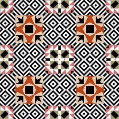 Aquí una pequeña muestra de los nuevos estampados para la tienda de decoración @macrografiks ^^ 🎧  music by @the_last_3_lines 🎧  #baldosahidraulica #barcelona #rajolahidraulica #encaustictile #design #modernism #modernismo #tileaddiction #bcn #mosaico #tile #antique #artnouveau #tiles #ihavethisthingwithfloors #ihavethisthingwithtiles #tilesart #mosaic #barcelonatiles #graphicpattern #prints #walldecor #etsy #etsyshop #macrografiks #homedecor #decorideas #wallart #patterns #SaraPuig