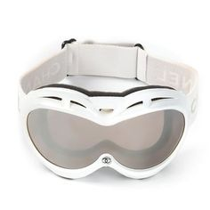 40b85ecdb6f94  Ski in style with these  Chanel Ski Goggles Vintage Ski