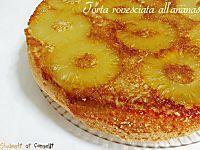 Torta rovesciata all'ananas   Ricetta dolce con ananas sciroppata