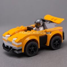 LEGO MOC 75909 Mini BUGGY by Keep On Bricking | Rebrickable - Build with LEGO