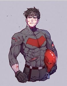 Jason Todd by JJMK Jason ToddYou can find Red hood and more on our website.Jason Todd by JJMK Jason Todd Jason Todd Robin, Red Hood Jason Todd, Robin Dc, Jason Todd Batman, Batman Comic Art, Batman And Superman, Batman Robin, Batman Arkham, Red Hood Comic