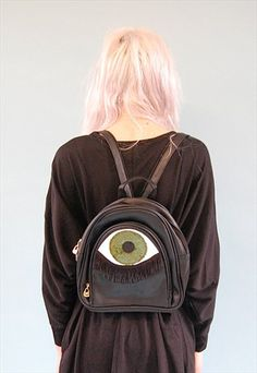 17d26bf6e1 garment image Faux Leather Backpack