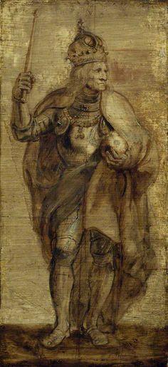 The Emperor Maximilian I, by Rubens