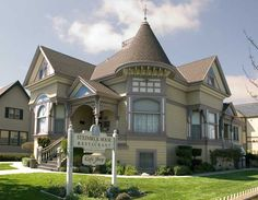 Steinbeck House in Salinas, California