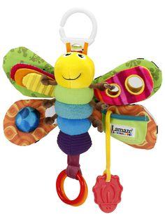 Lamaze Freddie The Firefly - Baby Brands 4 U - 1