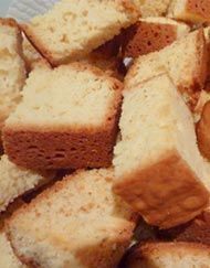RecipeView | Stork - Buttermilk Rusks
