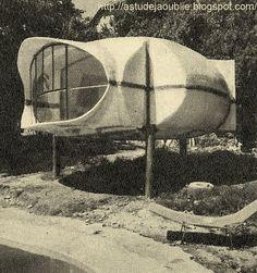 Prototype maison polyester / Plastique - Pascal Häusermann