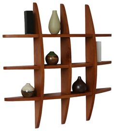 Welland Lexington Globe Cross Display Wall Shelf, Honey Oak contemporary-display-and-wall-shelves Wall Shelves Design, Display Shelves, Display Wall, Office Shelving, Open Shelving, Shelving Solutions, Shelving Ideas, Displaying Collections, Woodworking Projects