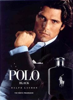 Holy crap, he makes me want to buy this cologne for John and start watching Argentine Polo matches ;)