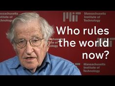 Noam Chomsky full length interview: Who rules the world now? - YouTube