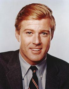 Robert Redford (Charles Robert Redford Jr.) (born Santa Monica, California (USA), August 18, 1936)