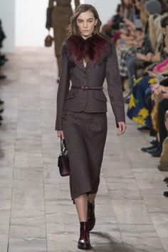 Michael Kors Herfst/Winter 2015-16  (19)  - Shows - Fashion