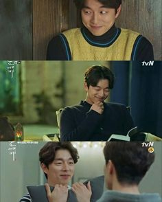 Our mighty Goblin...#cutenessoverload #gongyoo