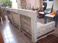 estructura sofa palets sofas pinterest pallets exterior and diy wood