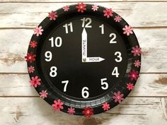 Paper Plate Clock Craft for Kids Ideas Of Paper Plate Crafts Winter - Paper Games Paper Plate Crafts For Kids, Easy Easter Crafts, Animal Crafts For Kids, Fun Arts And Crafts, Winter Crafts For Kids, Halloween Crafts For Kids, Spring Crafts, Kids Crafts, Craft Kids