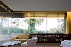 pescher house. richard neutra