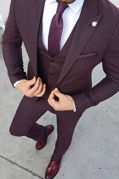 Ideas For Moda Masculina Formal Suits Menswear Classy Suits, Classy Casual, Classy Ideas, Classy Style, Moda Casual, Mens Casual Suits, Nice Suits, Tailored Suits, Smart Casual