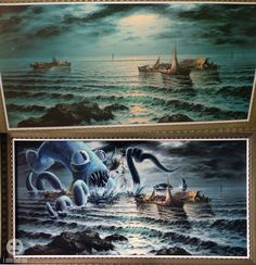 Thrift store painting