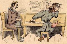 WILHELM BUSCH Wilhelm Busch, Graphic Novels, Comic Artist, Illustrator, Germany, History, Comics, Illustrations, Music