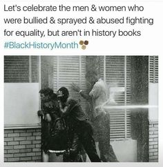 """You have got to be shitting me on this! I hope the people behind that hose see this and think"""" Damn, I'm an asshole."""" Black Lives Matter, still. Black History Facts, Black History Month, Cultura General, Anti Racism, Humanity Restored, Equal Rights, Faith In Humanity, African American History, Look At You"""